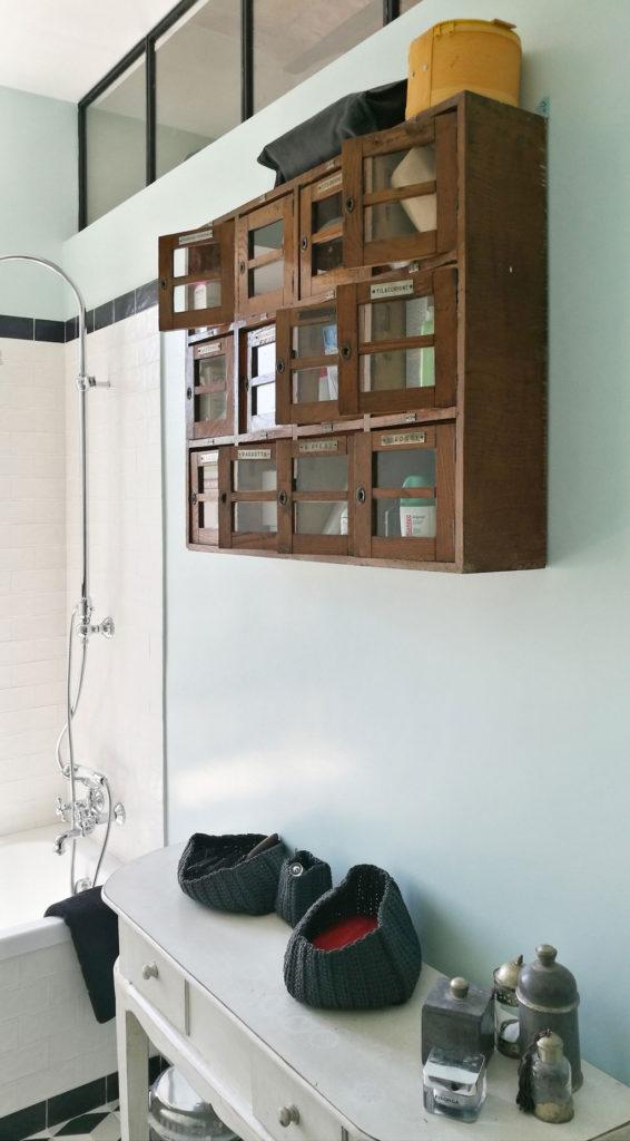 sara-ranieri-architecte-salle de bains-décoration-vintage-saveur