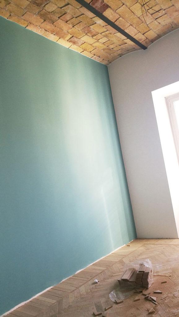 sara-ranieri-architecte-vert-mur-intérieurs